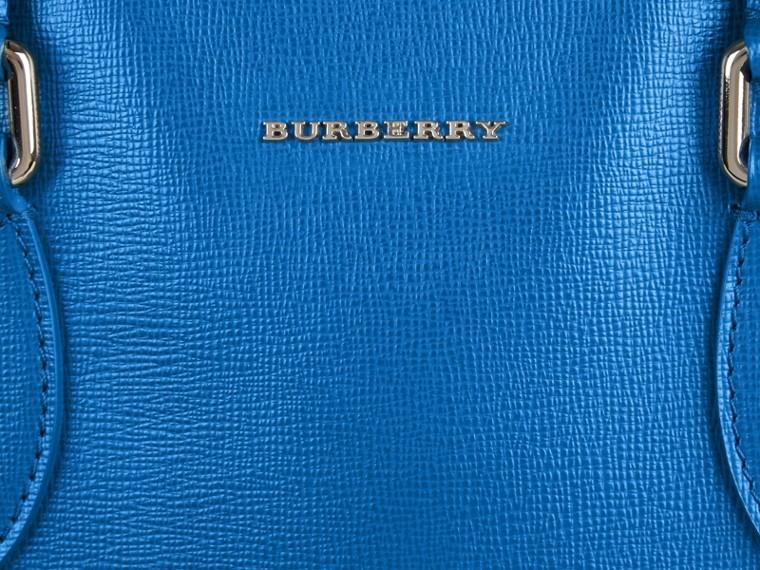 Blu minerale Borsa tote in pelle London Blu Minerale - cell image 1