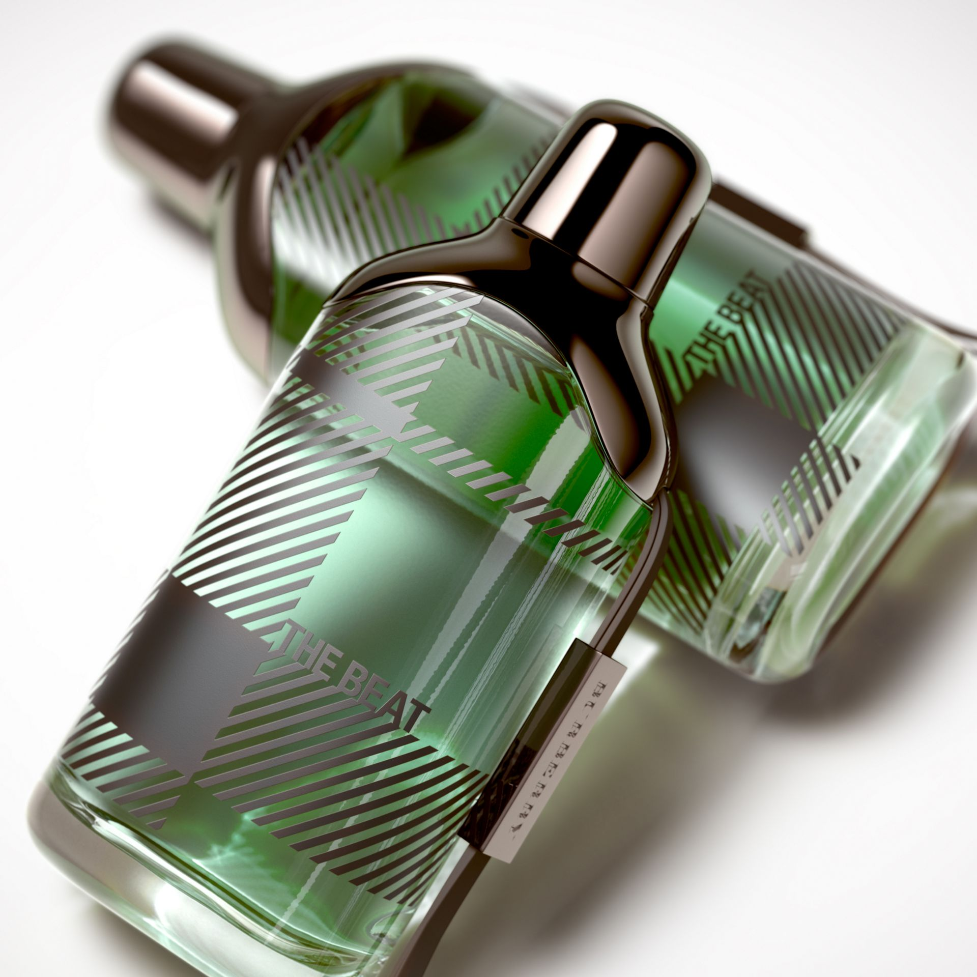 Burberry The Beat Eau de Toilette 50ml - Men | Burberry Singapore - gallery image 2