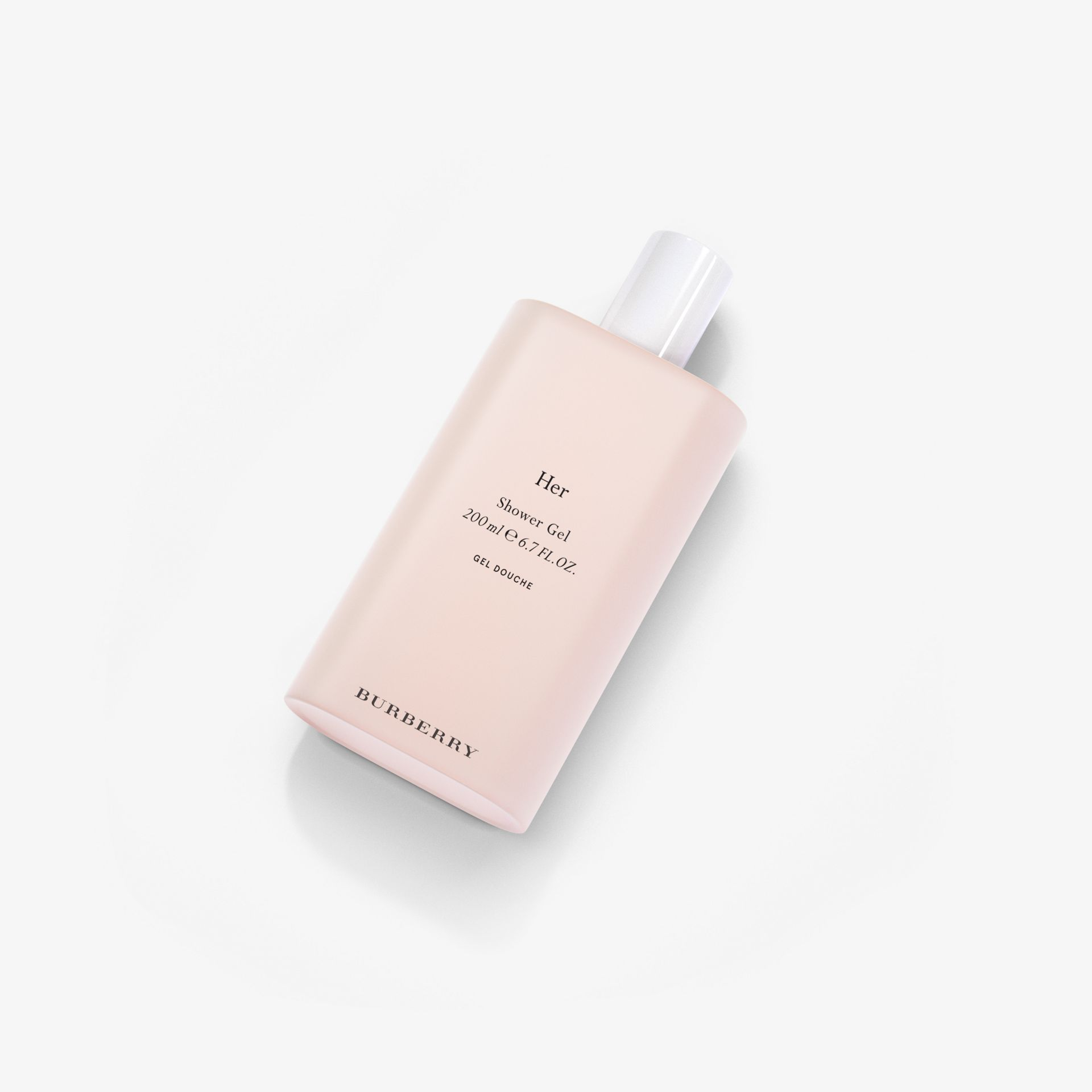 Her Shower Gel 200ml - Women | Burberry - gallery image 0