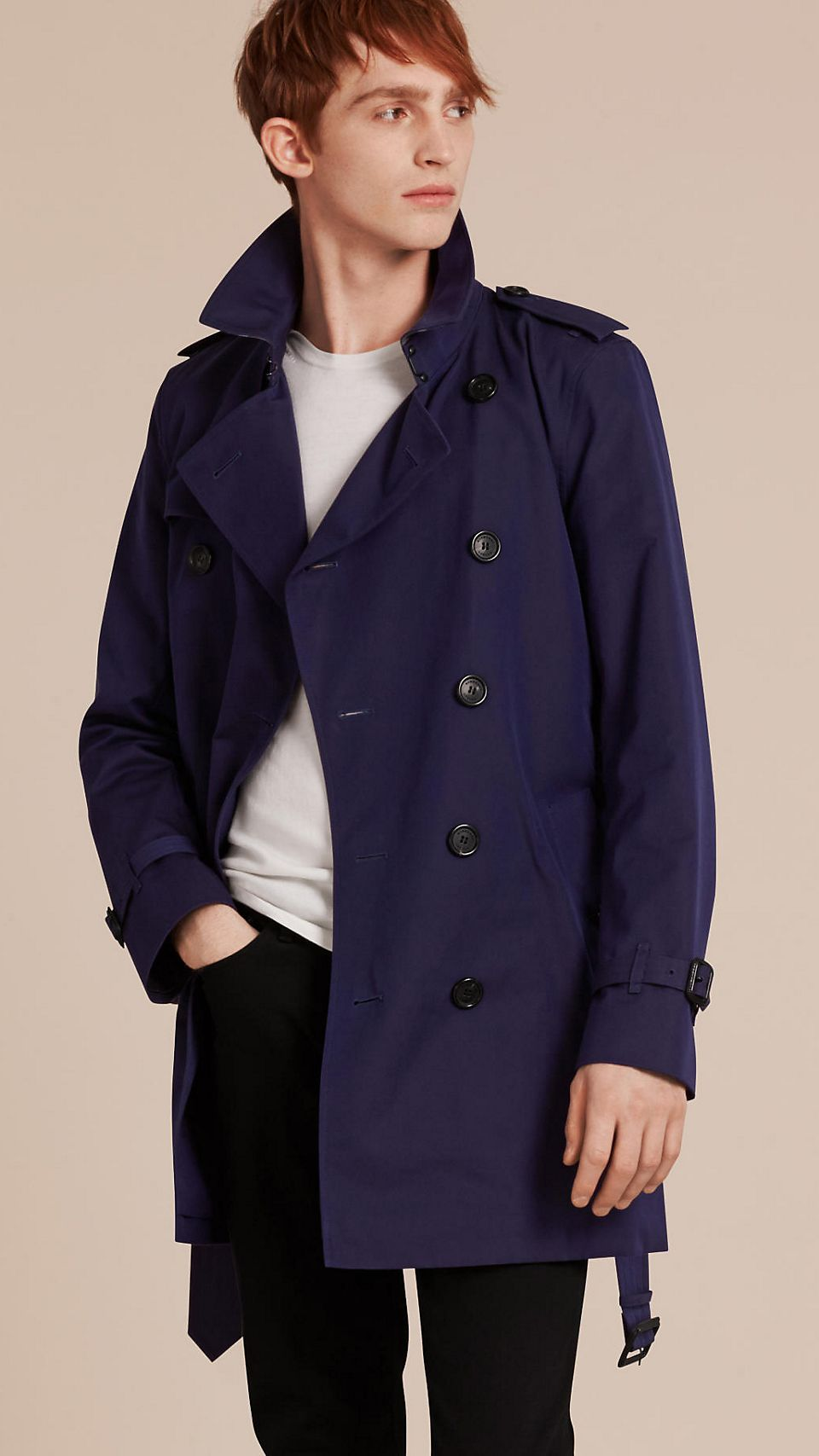 TRENCH-COATS HOMME