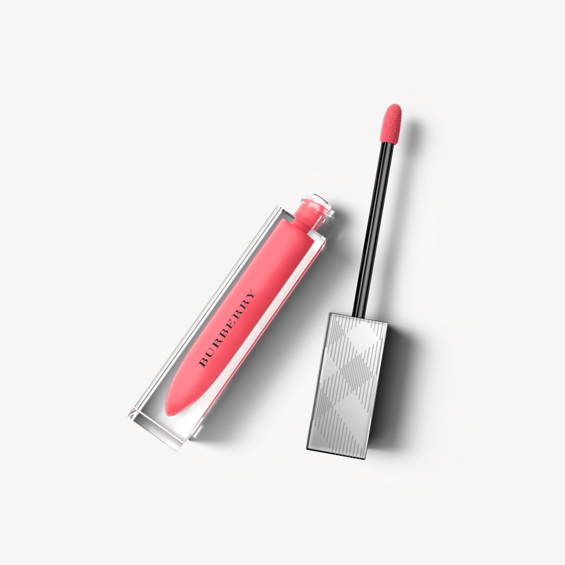 Burberry Kisses Gloss - Mallow Pink No.57 - Donna | Burberry - immagine della galleria 1