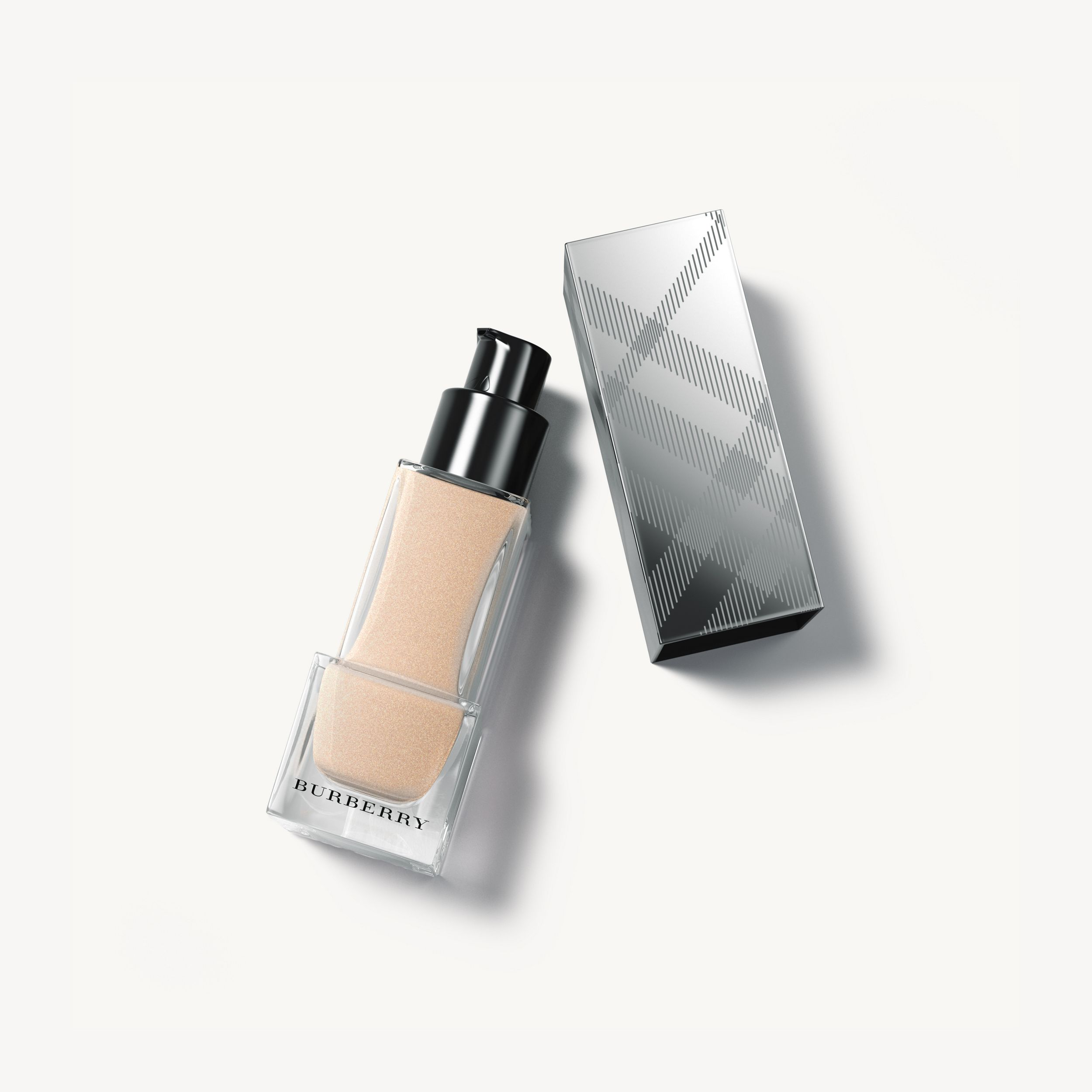 Fresh Glow Luminous Fluid Base – Nude Radiance No.01 - Women | Burberry United Kingdom - 1