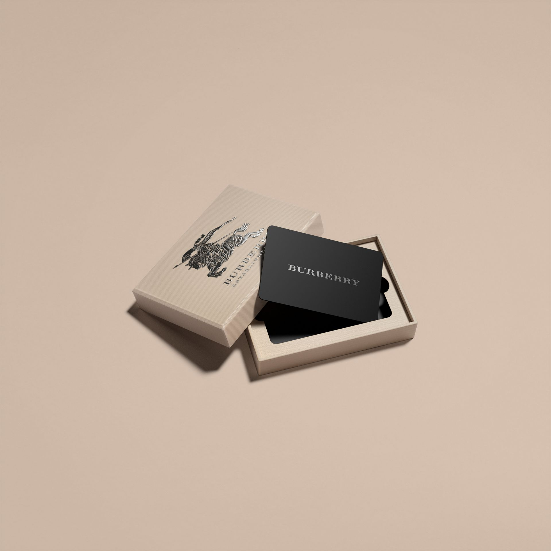 Burberry Gift Card - gallery image 1