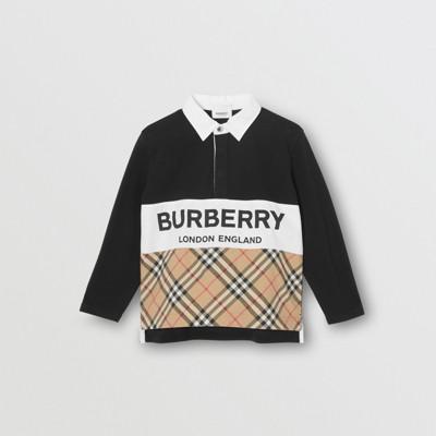 burberry collar shirts