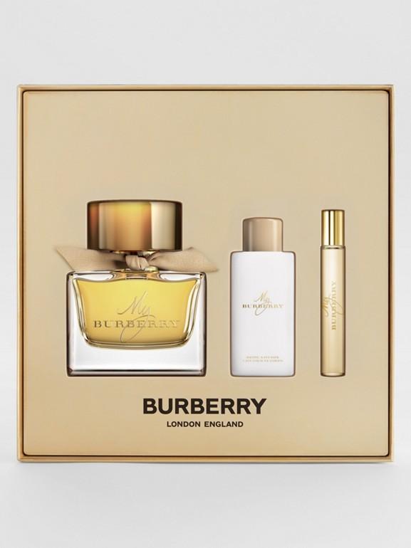 Coffret cadeau Eau de Parfum MyBurberry (Miel) - Femme | Burberry Canada - cell image 1