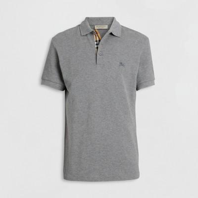 burberry shirt men polo