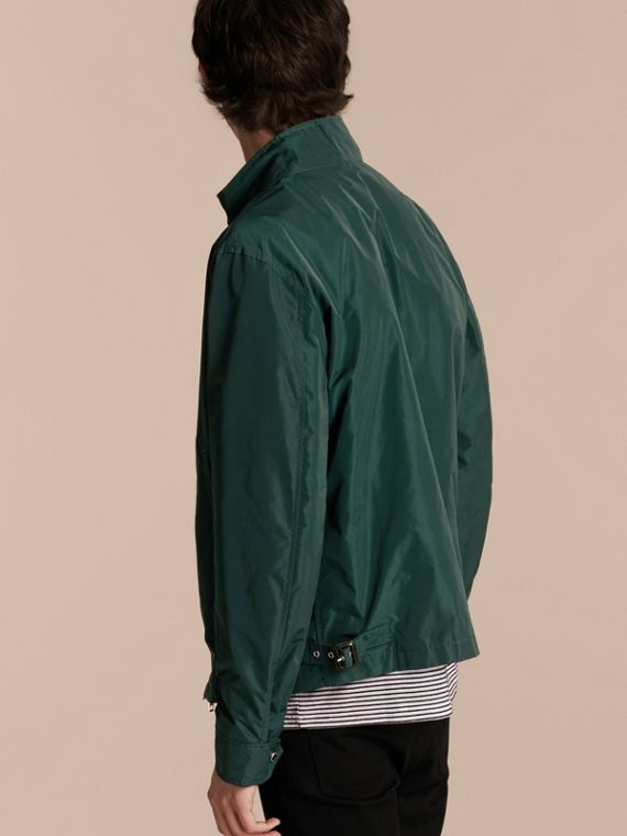 Lightweight Technical Jacket Racing Green - cell image 2