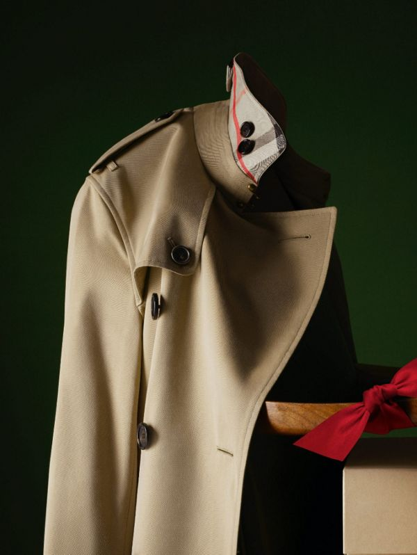 The Heritage Trench Coat