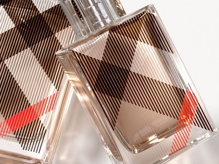 Burberry Brit For Her Eau de Parfum 50ml - Women | Burberry Singapore - cell image 1