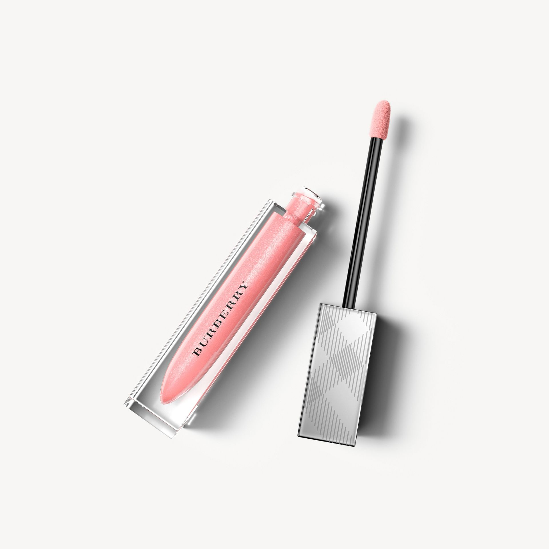 Burberry Kisses Gloss - Nude Pink No.25 - Donna | Burberry - immagine della galleria 1