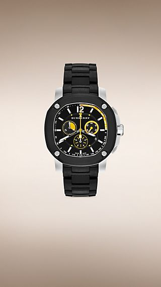THE BRITAIN BBY1106 47MM CHRONOGRAPH