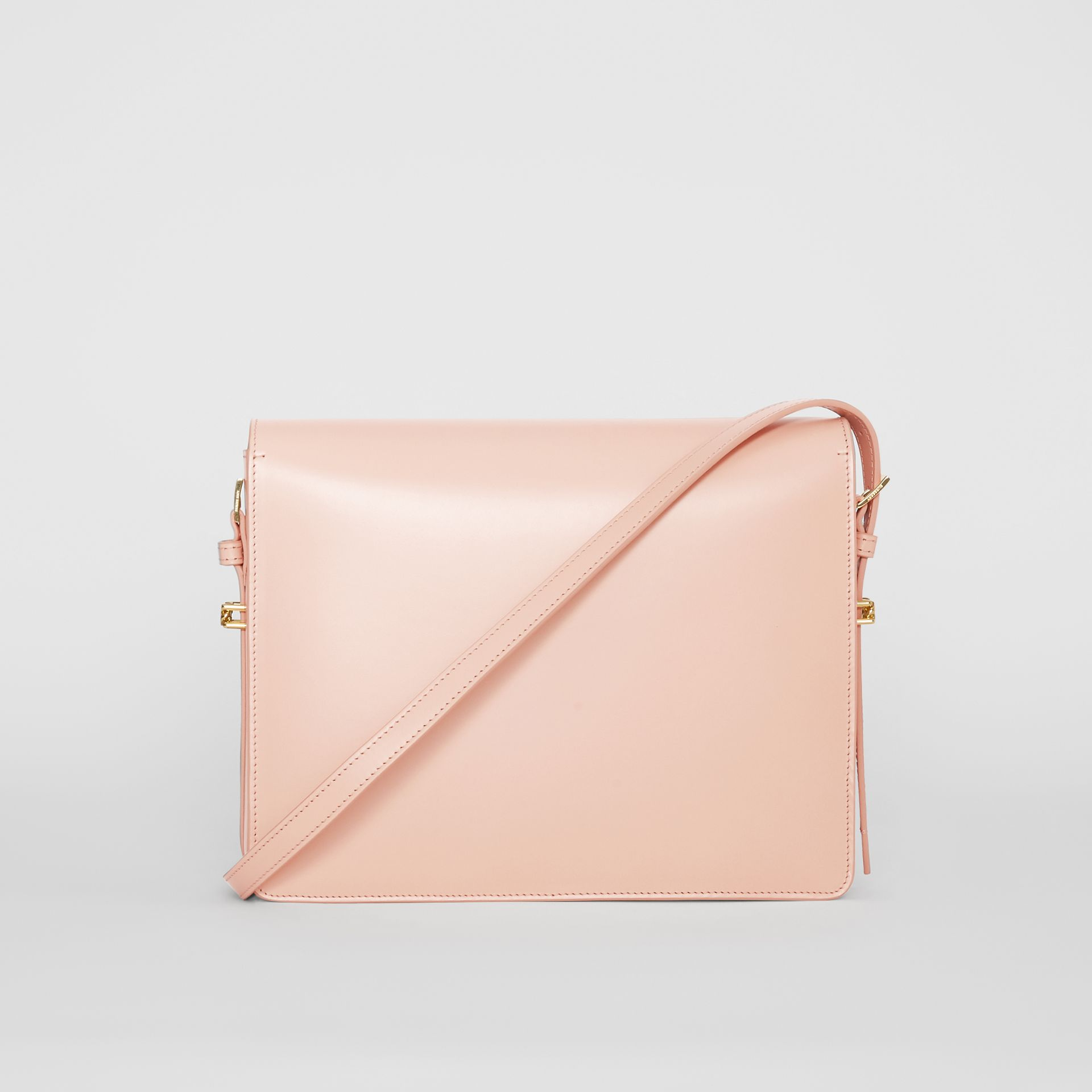 Large Leather Grace Bag in Soft Blush - Women | Burberry - gallery image 7