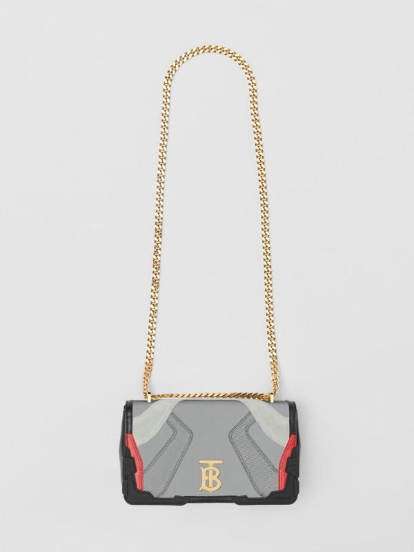 Small Appliqué Leather Lola Bag in Multicolour - Women | Burberry United Kingdom - cell image 2