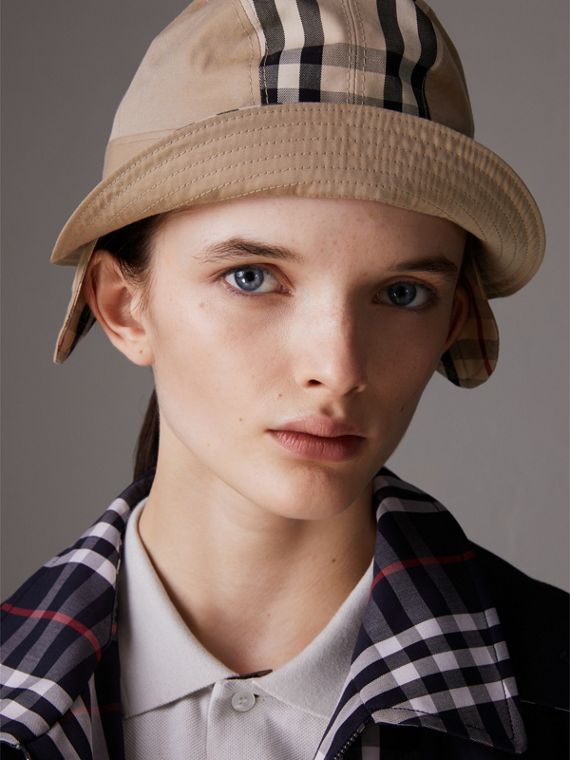 Gosha x Burberry Bucket Hat in Honey
