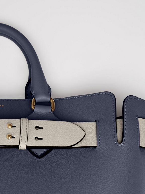 The Medium Belt Bag aus Leder (Königsblau) - Damen | Burberry - cell image 1