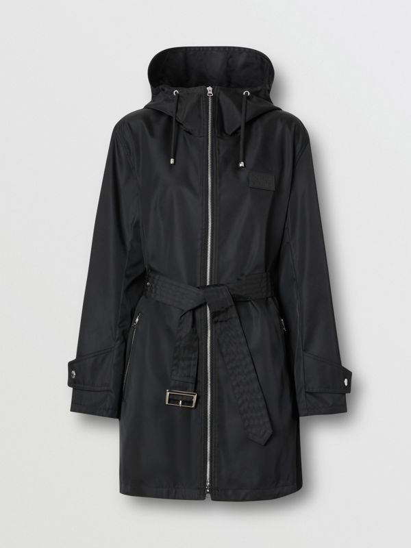ECONYL® Parka in Black - Women | Burberry Australia - cell image 3