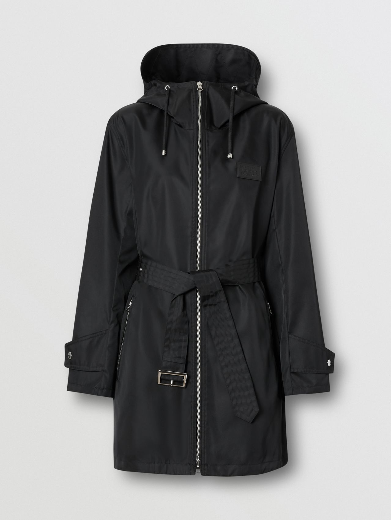 ECONYL® Parka in Black