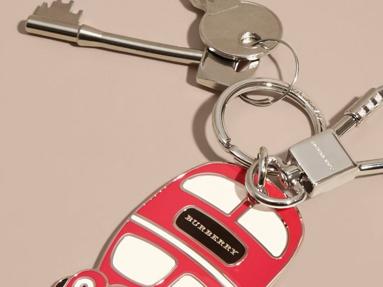 Double-decker Bus Key Charm - cell image 2