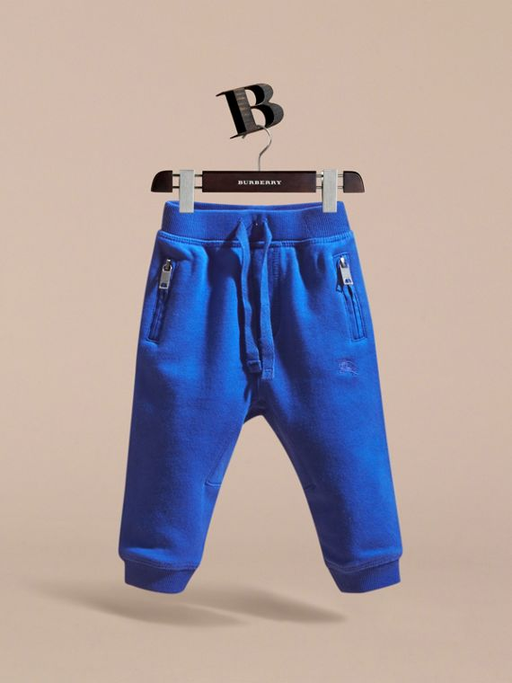 Drawcord Cotton Sweatpants - cell image 2