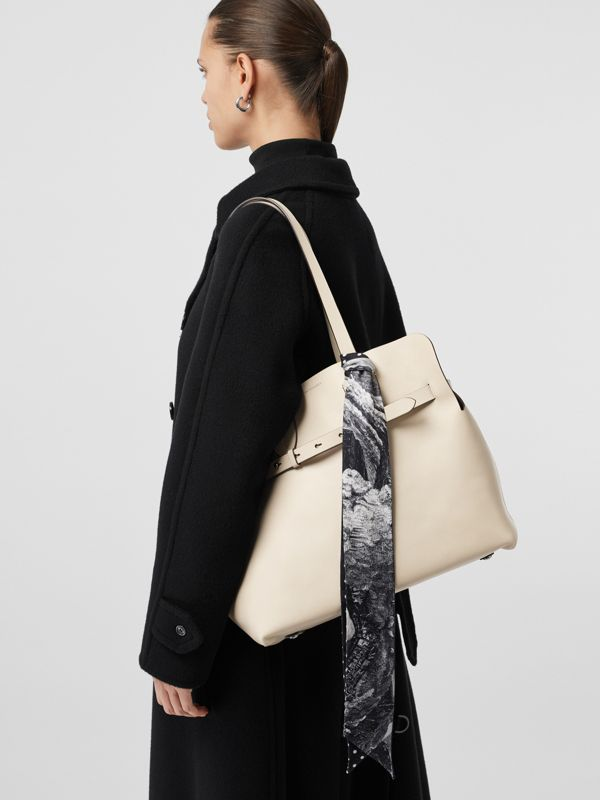 Borsa The Belt media in morbida pelle (Calcare) - Donna | Burberry - cell image 3