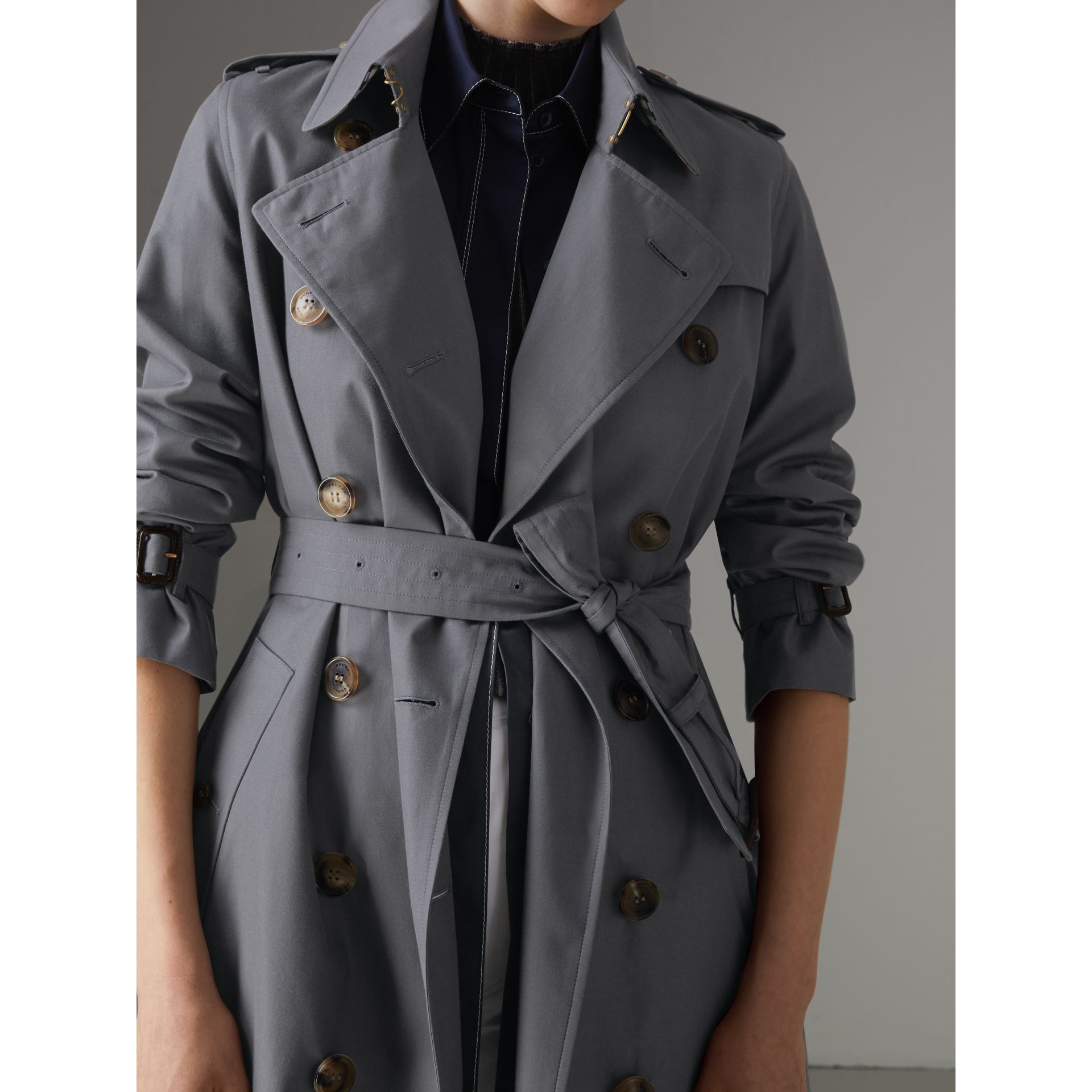 825887a1f8c1 Burberry The Long Kensington Heritage Trench Coat at £1450