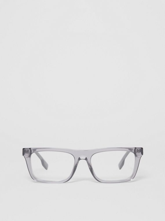 Rectangular Optical Frames in Grey