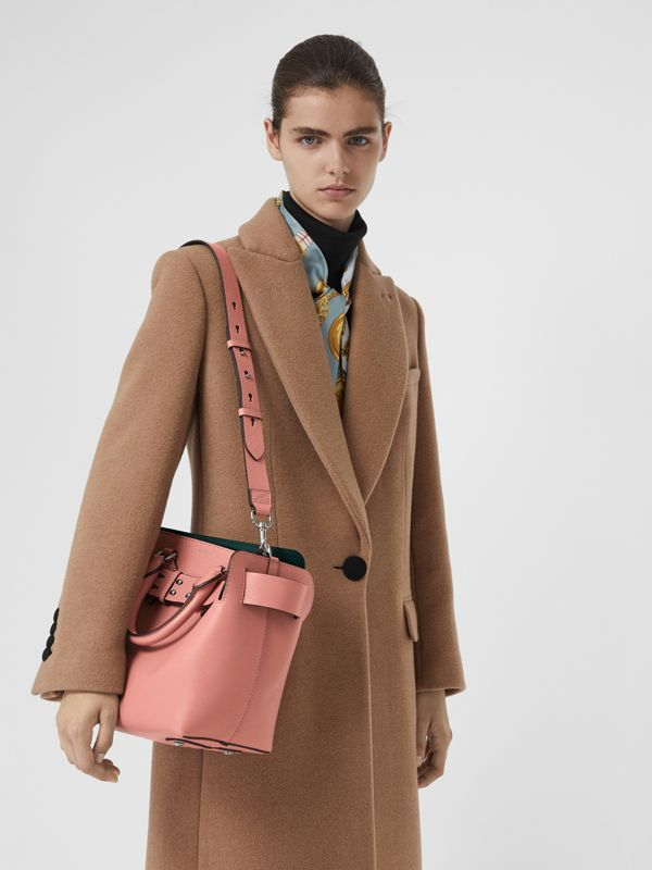 The Small Leather Belt Bag in Dusty Rose - Women | Burberry Hong Kong - cell image 3
