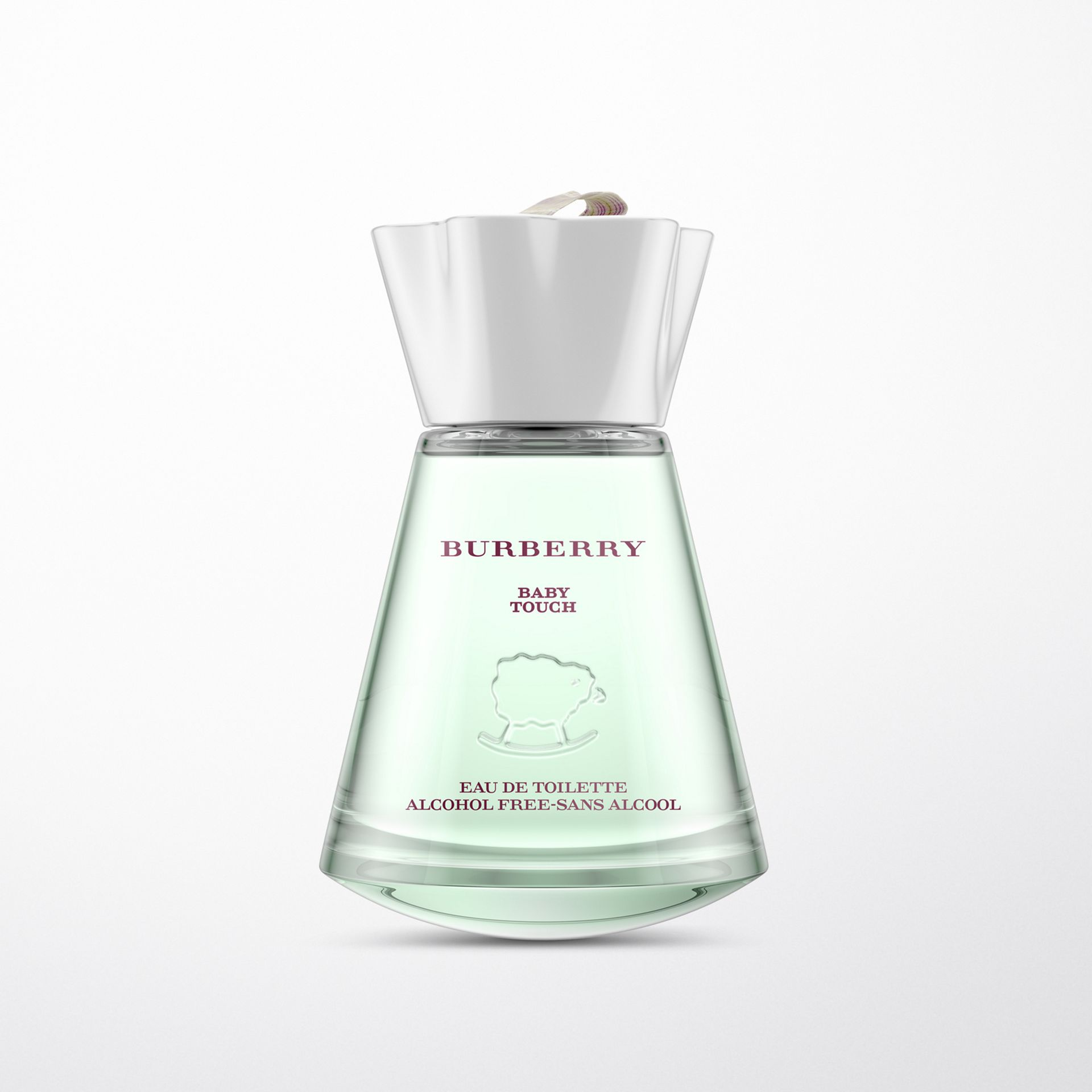 Burberry Baby Touch Alcohol Free 100ml in White | Burberry Australia - gallery image 2