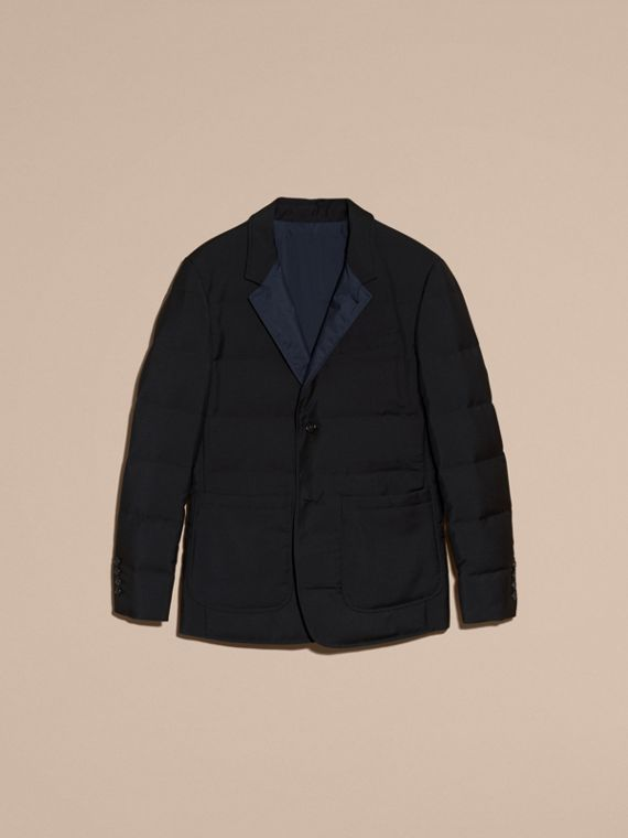 Reversible Down-filled Tailored Jacket - cell image 3