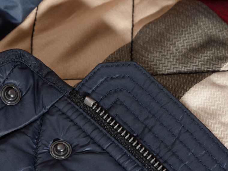 Lightweight Quilted Bomber Jacket - Boy | Burberry Canada - cell image 1