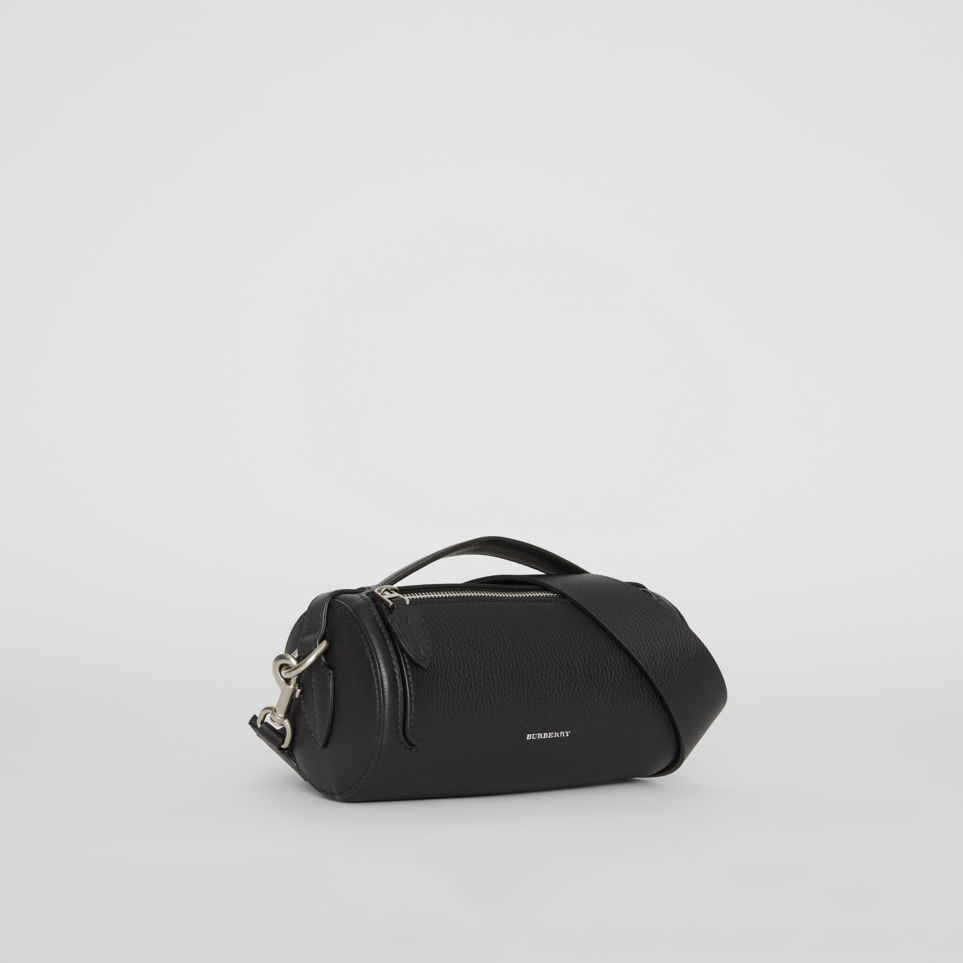 Sac The Barrel en cuir (Noir) - Femme | Burberry - photo de la galerie 6