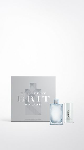 Burberry Brit Splash for Him Set