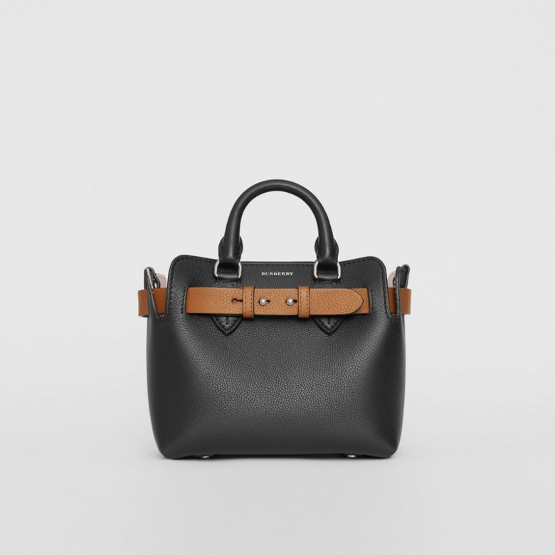 Burberry - Mini sac TheBelt en cuir - 1