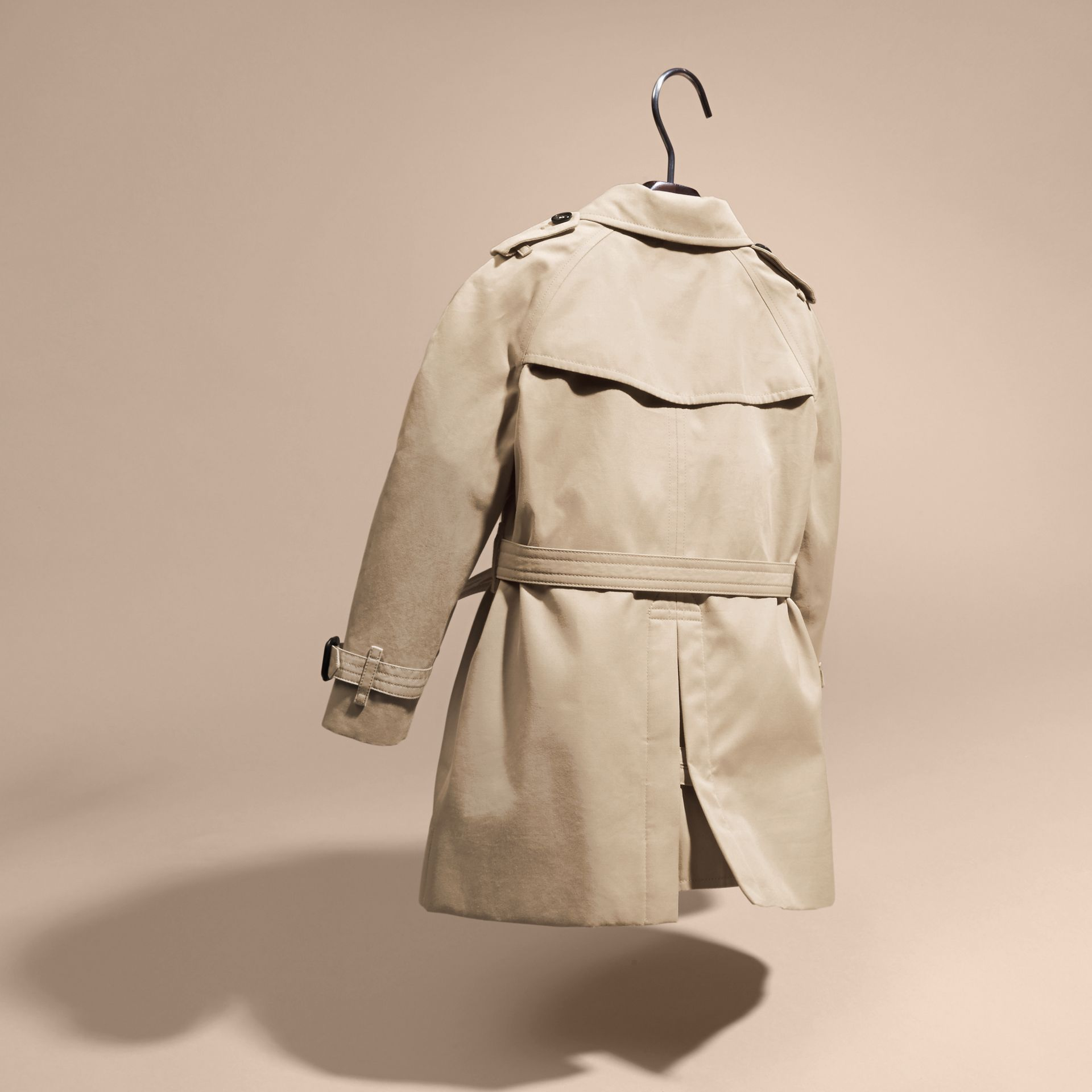 The Wiltshire – Heritage Trench Coat Stone - gallery image 4
