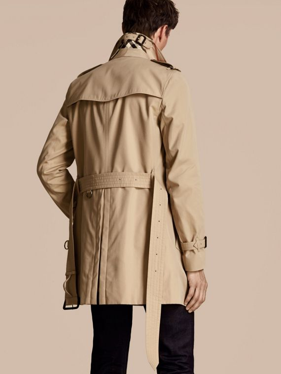 Miele The Sandringham - Trench coat Heritage medio Miele - cell image 2