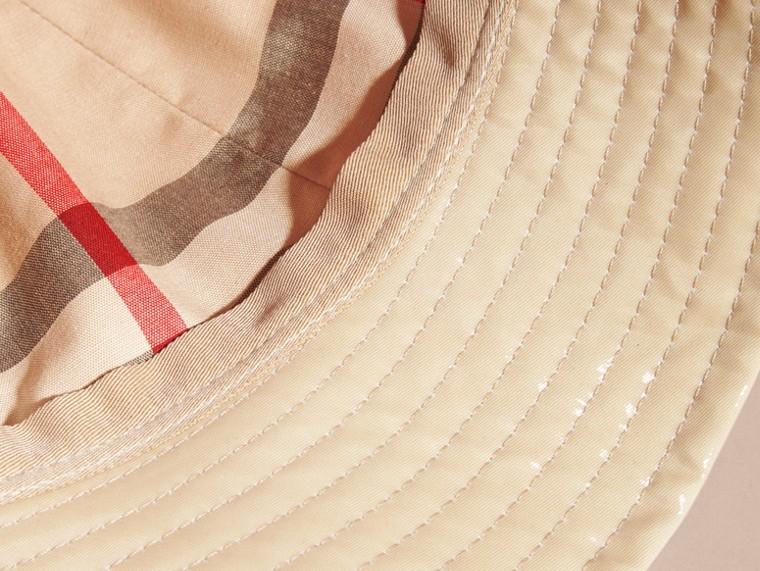Pietra Cappello da pescatore in gabardine di cotone spalmato - cell image 1