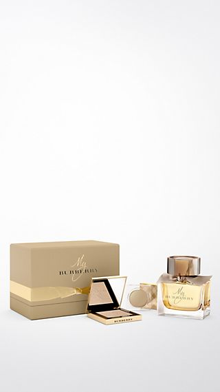 Coffret de luxe My Burberry