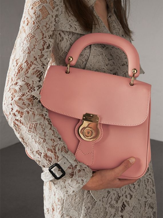 The Medium DK88 Top Handle Bag in Ash Rose - Women | Burberry United Kingdom - cell image 3