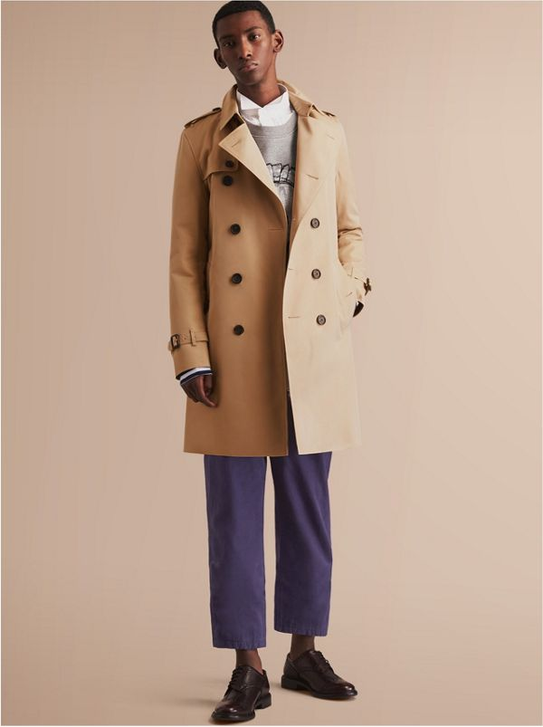 The Kensington - Trench coat Heritage longo