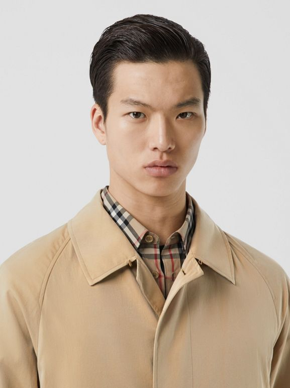 Car Coat The Camden (Miel) - Homme | Burberry Canada - cell image 1