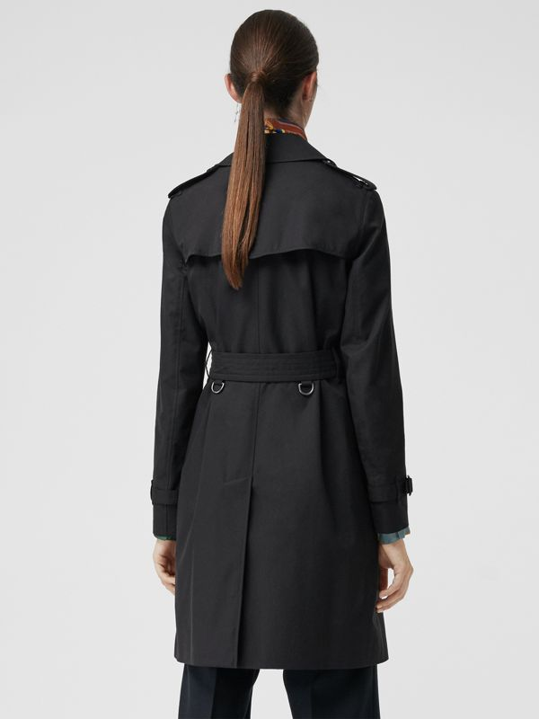 Trench coat Heritage The Kensington (Blu Notte) - Donna | Burberry - cell image 2