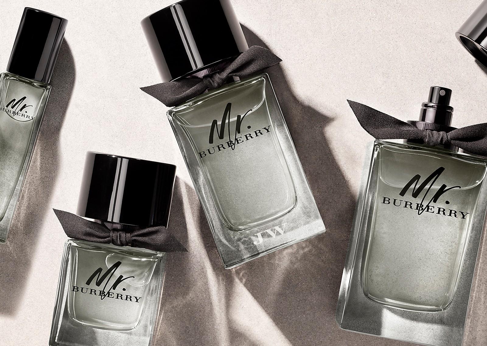 Mr. Burberry The new fragrance for men