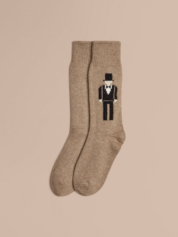 The Dancer Cashmere Socks
