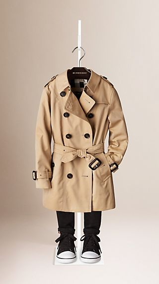 The Sandringham - Heritage Trench Coat