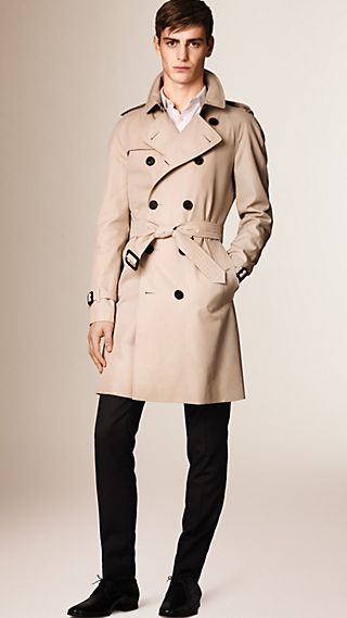 The Wiltshire - Long Heritage Trench Coat