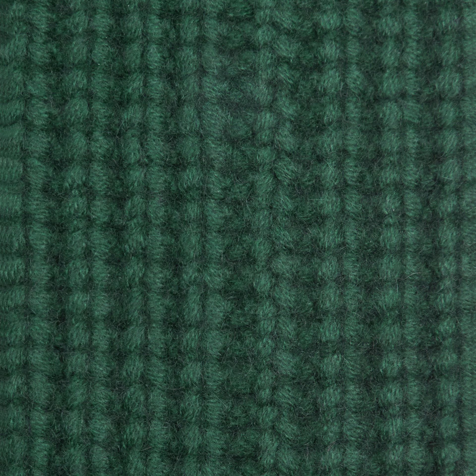 Forest green Knitted Cashmere Socks Forest Green - gallery image 2
