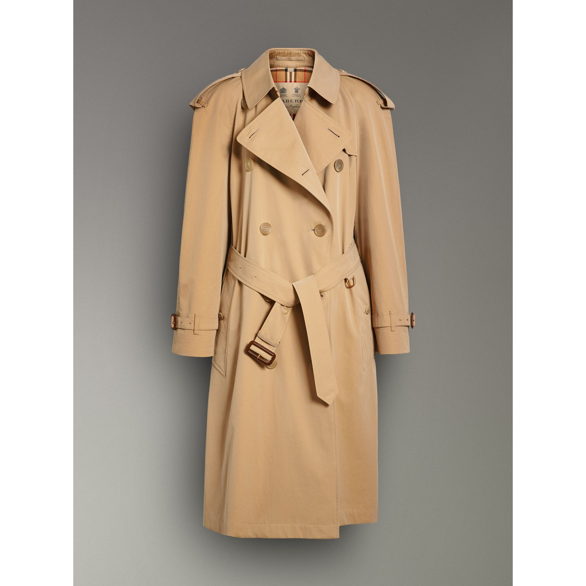 The Westminster – Trench Heritage (Miel) - Femme | Burberry Canada - photo de la galerie 3