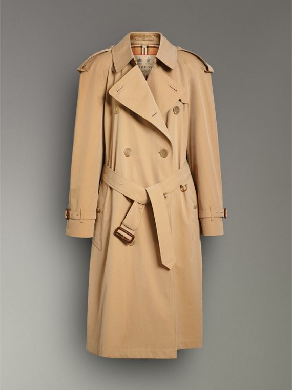 The Westminster – Trench Heritage (Miel) - Femme | Burberry Canada - cell image 3