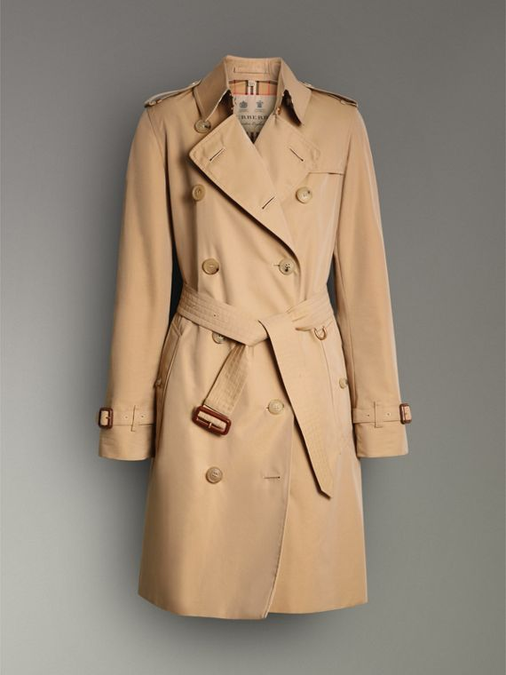 The Kensington – Trench Heritage (Miel) - Femme | Burberry - cell image 3