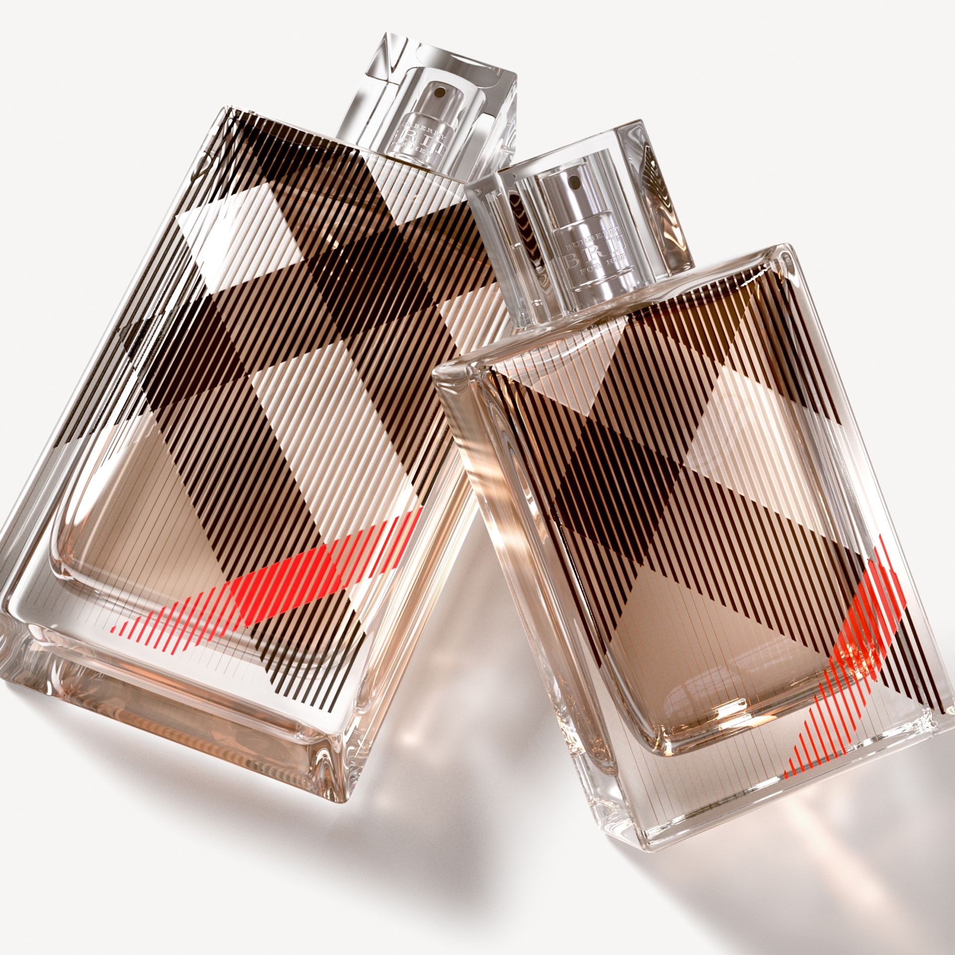 Burberry Brit For Her Eau de Parfum 100ml - Women | Burberry Hong Kong S.A.R - gallery image 1